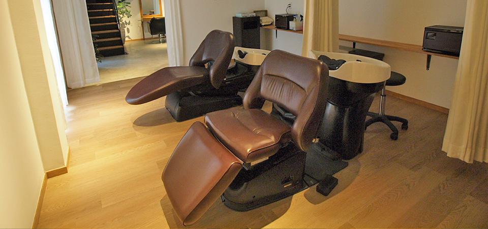 山科の美容室 髪質改善 美容室クリスプ 内観3
