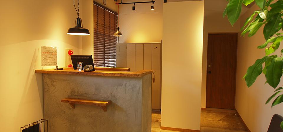 山科の美容室 髪質改善 美容室クリスプ 内観6