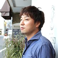京都山科・髪質改善専門店・美容室Crisp(クリスプ)のスタッフ写真
